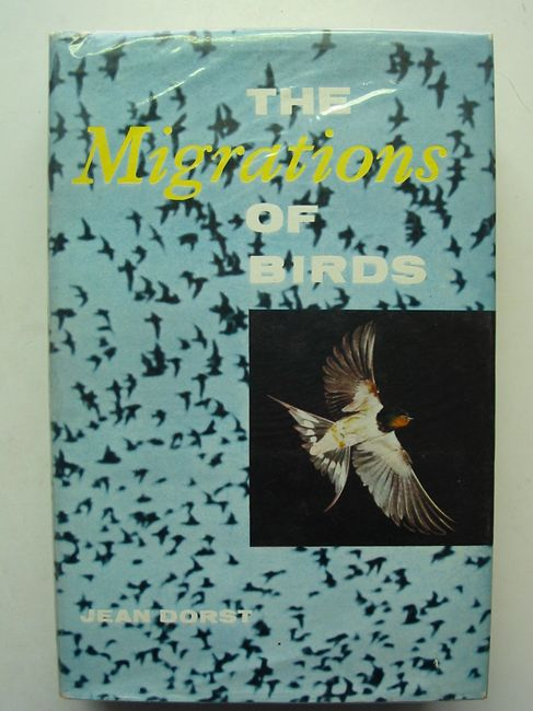 Photo of THE MIGRATIONS OF BIRDS written by Dorst, Jean published by Heinemann (STOCK CODE: 823678)  for sale by Stella & Rose's Books