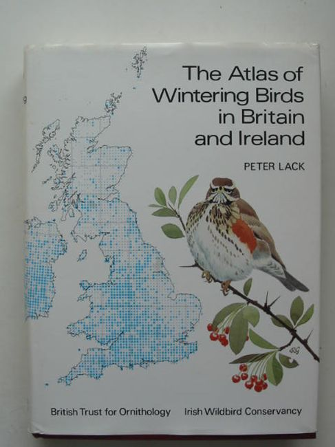 Photo of THE ATLAS OF WINTERING BIRDS IN BRITAIN AND IRELAND written by Lack, Peter published by T. & A.D. Poyser (STOCK CODE: 823787)  for sale by Stella & Rose's Books