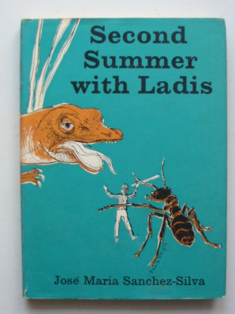 Photo of SECOND SUMMER WITH LADIS- Stock Number: 824003