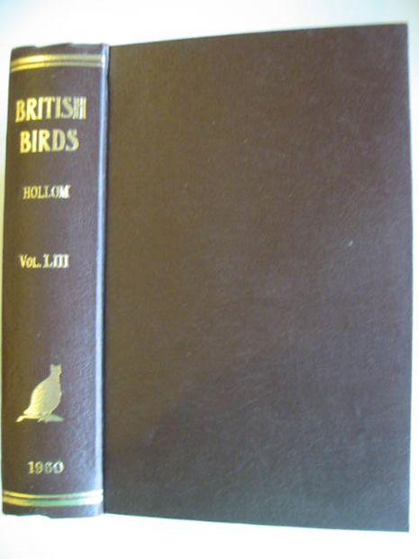 Photo of BRITISH BIRDS VOL. LIII- Stock Number: 875017