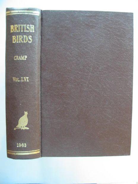 Photo of BRITISH BIRDS VOL. LVI- Stock Number: 875020