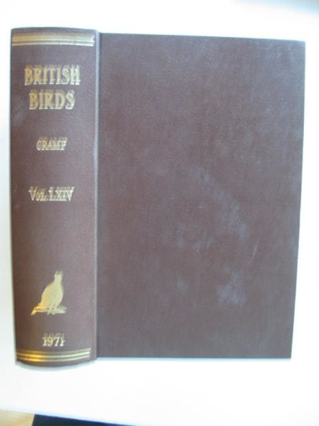 Photo of BRITISH BIRDS VOL. LXIV- Stock Number: 875028