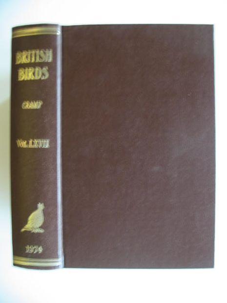 Photo of BRITISH BIRDS VOL. LXVII- Stock Number: 875031