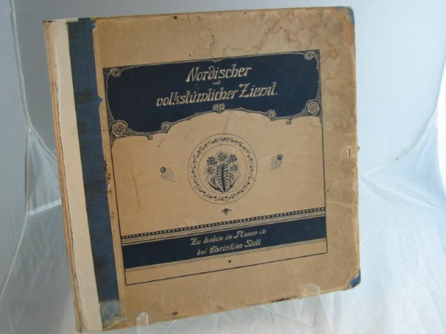Photo of NORDISCHER UND VOLKSTUMLICHER ZIERAT- Stock Number: 900281