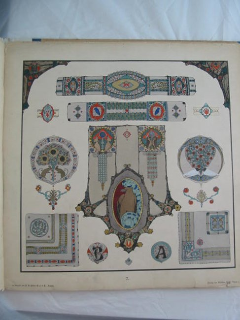 Photo of NORDISCHER UND VOLKSTUMLICHER ZIERAT published by Christian Stoll (STOCK CODE: 900281)  for sale by Stella & Rose's Books