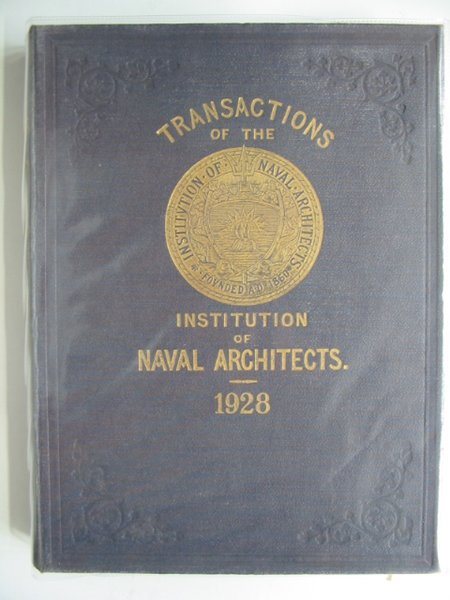 Photo of TRANSACTIONS OF THE INSTITUTION OF NAVAL ARCHITECTS VOLUME LXX written by Dana, R.W. published by Institution Of Naval Architects (STOCK CODE: 900444)  for sale by Stella & Rose's Books