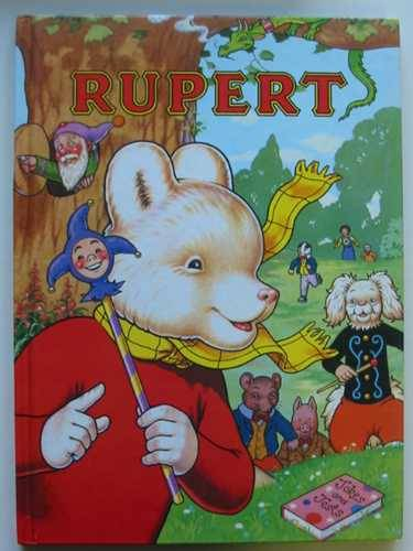 Photo of RUPERT ANNUAL 1993 written by Robinson, Ian illustrated by Harrold, John published by Pedigree Books Limited (STOCK CODE: 900677)  for sale by Stella & Rose's Books
