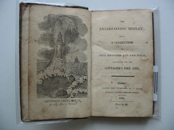 Photo of THE ENTERTAINING MEDLEY written by Roberts, Abigail published by J. Arliss (STOCK CODE: 983526)  for sale by Stella & Rose's Books