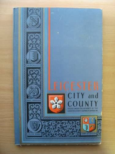Photo of LEICESTER CITY AND COUNTY published by Leicester & County Chamber Of Commerce (STOCK CODE: 985033)  for sale by Stella & Rose's Books