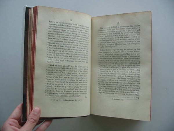 Photo of THE HISTORY OF THE DESTRUCTION OF JERUSALEM AS CONNECTED WITH THE SCRIPTURE PROPHECIES written by Wilkins, George published by G. Stretton, Longman, Rees, And Co. (STOCK CODE: 986236)  for sale by Stella & Rose's Books