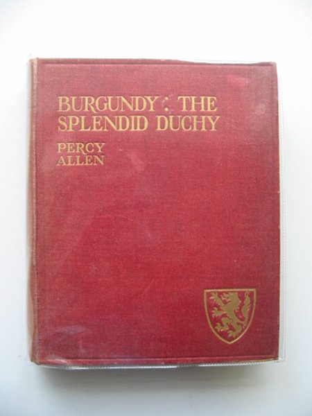 Photo of BURGUNDY THE SPLENDID DUCHY- Stock Number: 987455