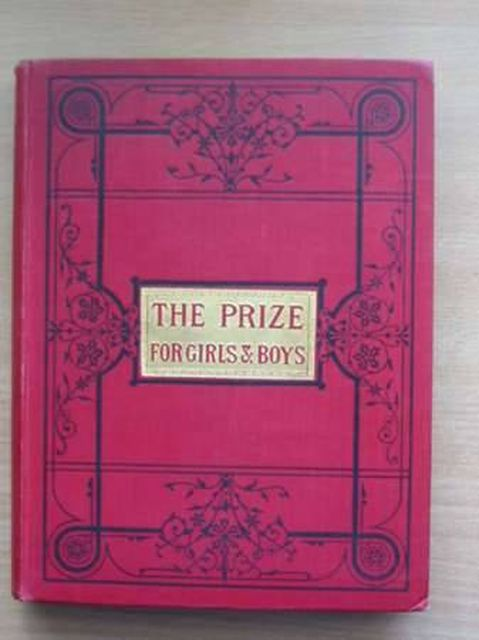 Photo of THE PRIZE FOR GIRLS AND BOYS- Stock Number: 987589