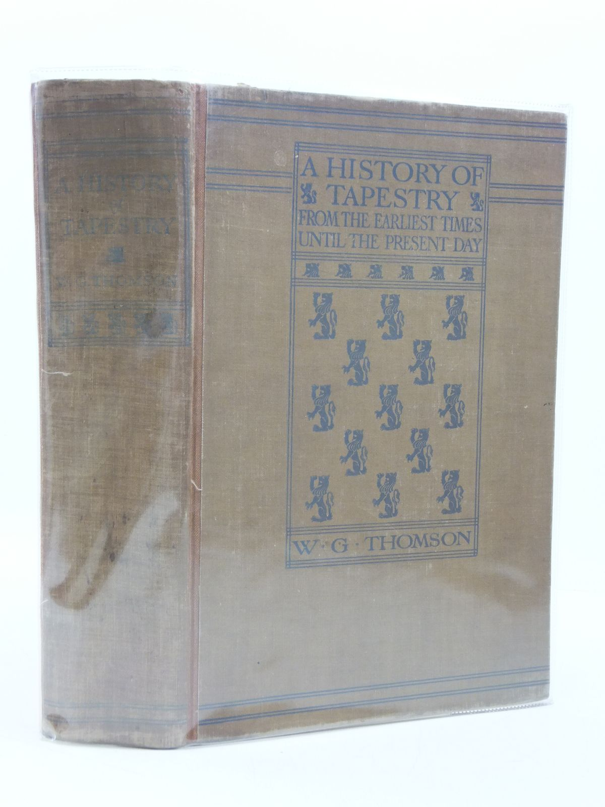 Photo of A HISTORY OF TAPESTRY- Stock Number: 988308