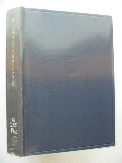 Photo of BOSTON STUDIES IN THE PHILOSOPHY OF SCIENCE VOLUME XX- Stock Number: 989145