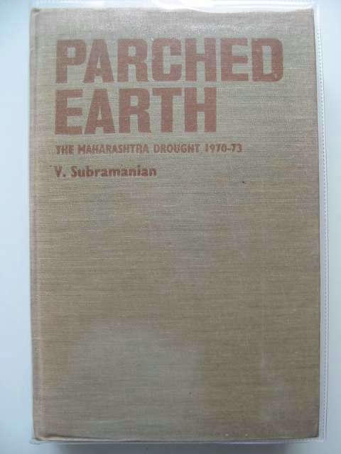 Photo of PARCHED EARTH written by Subramanian, V. published by Orient Longmans (STOCK CODE: 989191)  for sale by Stella & Rose's Books