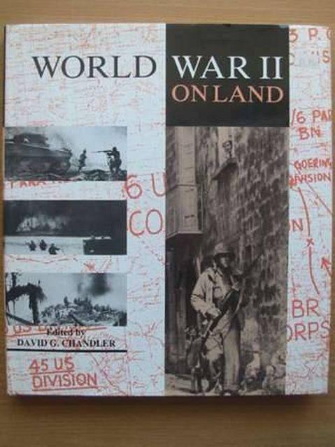 Photo of WORLD WAR II BATTLE ON LAND written by Chandler, David G. published by Mallard Press (STOCK CODE: 989821)  for sale by Stella & Rose's Books