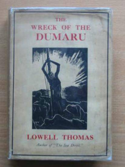 Photo of THE WRECK OF THE DUMARU written by Thomas, Lowell illustrated by Wiese, Kurt published by William Heinemann Ltd. (STOCK CODE: 990209)  for sale by Stella & Rose's Books