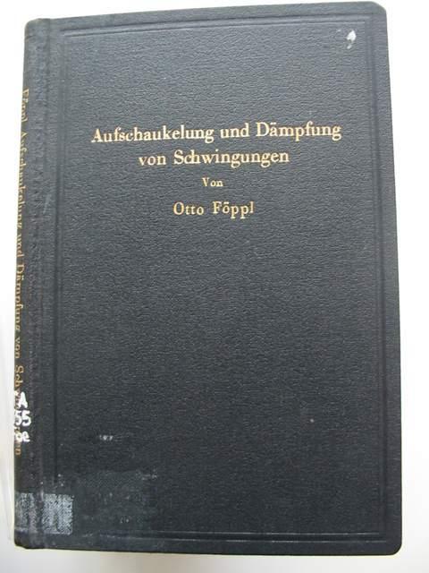 Photo of AUFSHAUKELUNG UND DAMPFUNG VON SCHWINGUNGEN- Stock Number: 990319