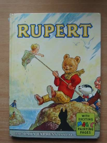 Photo of RUPERT ANNUAL 1963- Stock Number: 990636
