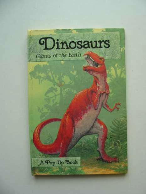 Photo of DINOSAURS GIANTS OF THE EARTH illustrated by Moseley, Keith<br />Courtney, Richard published by Carnival (STOCK CODE: 991056)  for sale by Stella & Rose's Books