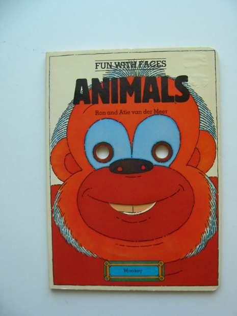 Photo of FUN WITH FACES ANIMALS- Stock Number: 991175