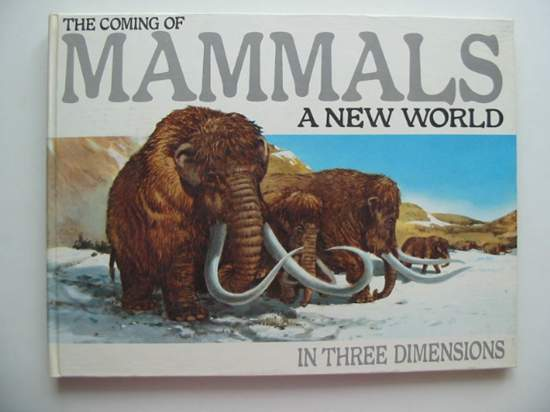 Photo of THE COMING OF MAMMALS- Stock Number: 991413