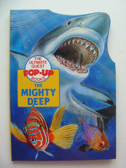 Photo of THE MIGHTY DEEP written by Culper, Felix illustrated by Peterkin, Mike