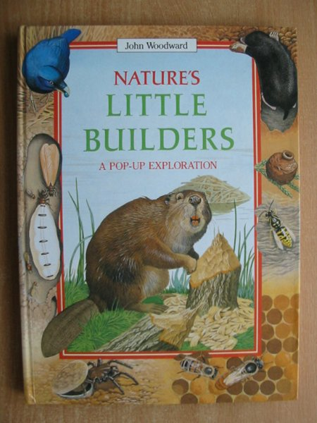 Photo of NATURE'S LITTLE BUILDERS written by Woodward, John illustrated by Woods, Michael J. published by Electric Paper (STOCK CODE: 991519)  for sale by Stella & Rose's Books