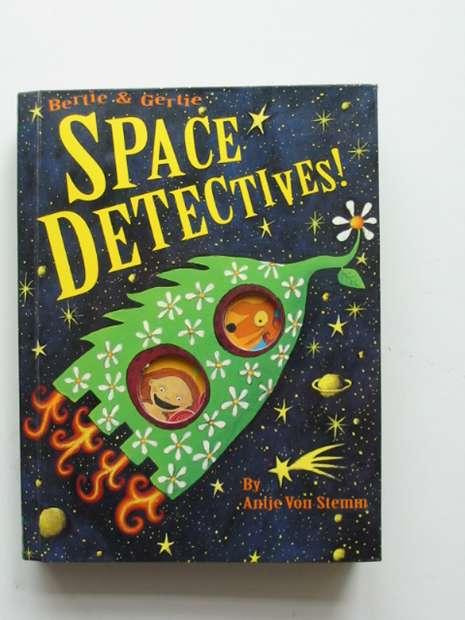 Photo of BERTIE & GERTIE SPACE DETECTIVES- Stock Number: 991802