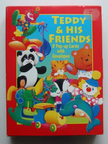 Photo of TEDDY & HIS FRIENDS- Stock Number: 991842