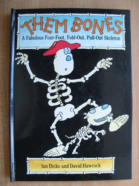 Photo of THEM BONES illustrated by Dicks, Ian published by Tango Books (STOCK CODE: 991850)  for sale by Stella & Rose's Books